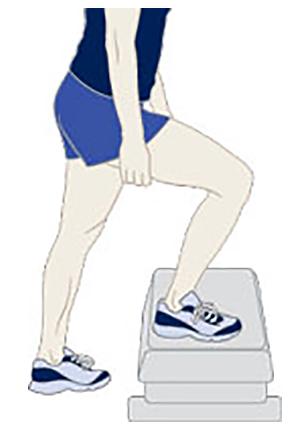 иллюстрация упражнения №6 из комплекса, часть 1