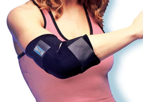 компрессионный бандаж на локтевой сустав