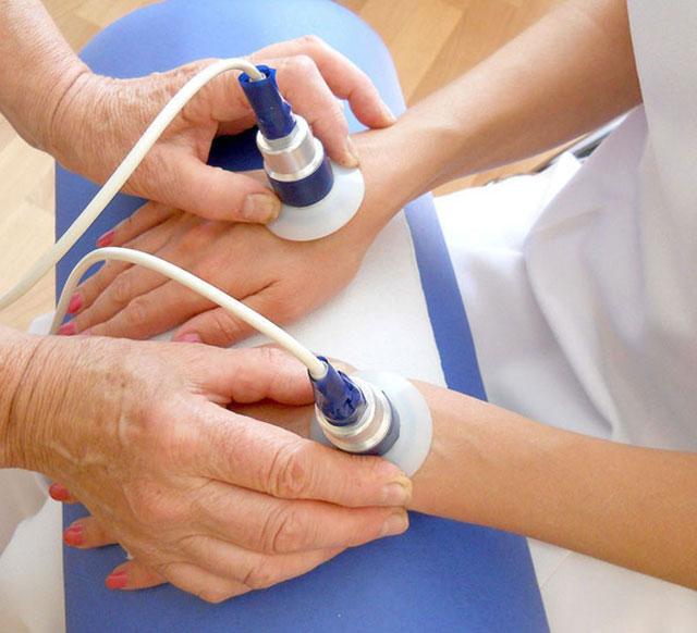 физиотерапия для суставов пальцев рук