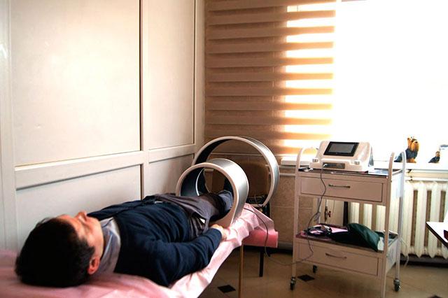 аппарат СВЧ физиотерапии