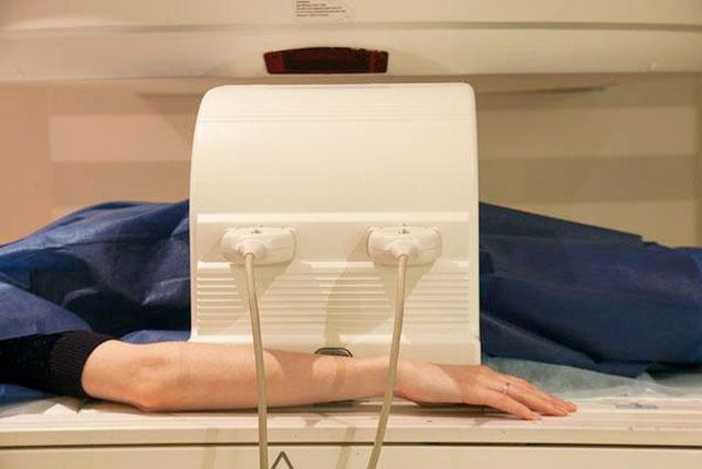 МРТ поясничного отдела