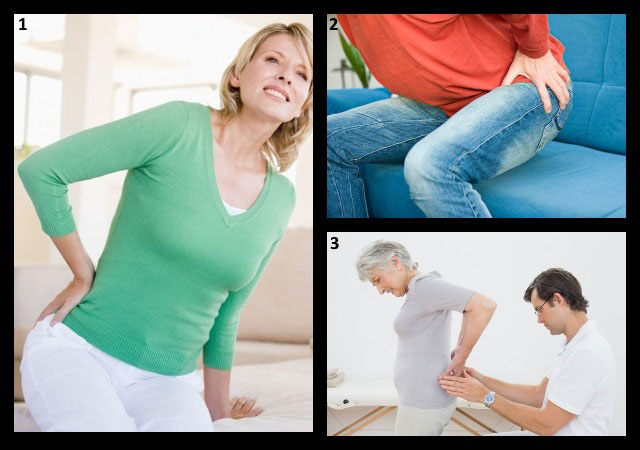 общие симптомы сакроилеита