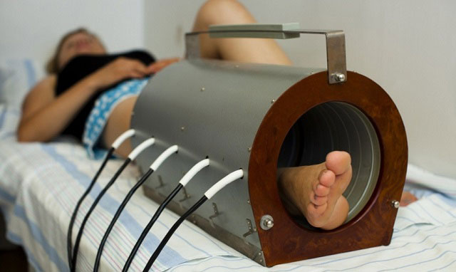 магнитотерапия голеностопного сустава