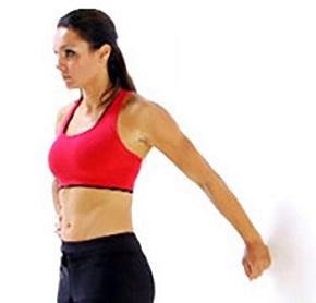 упражнение изометрическое разгибание