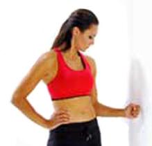 упражнение внешнее вращение