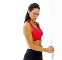 упражнение внутреннее вращение