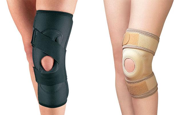 Как носить наколенник при артрозе коленного сустава