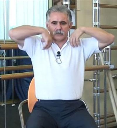 упражнение 10 из комплекса