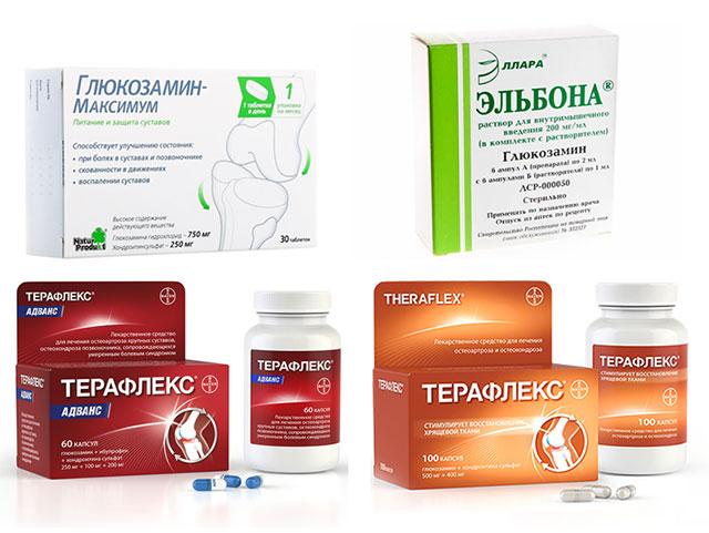лекарственные препараты при артрозе голеностопного сустава