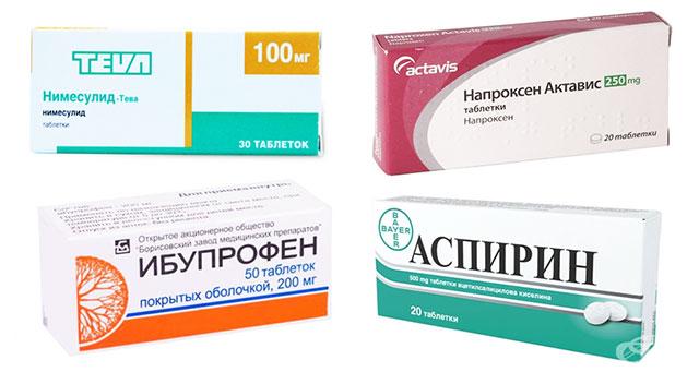 лекарственные препараты при разрывах менисков колена