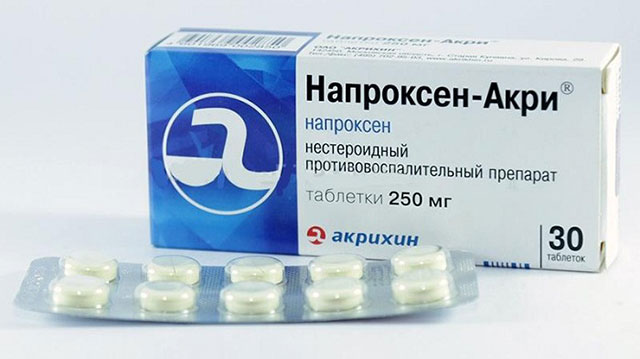 препарат Напроксен-Акри