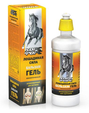 бальзам-гель лошадиная сила