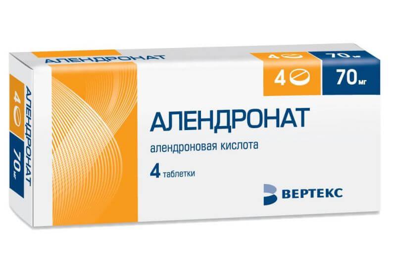 препарат алендронат