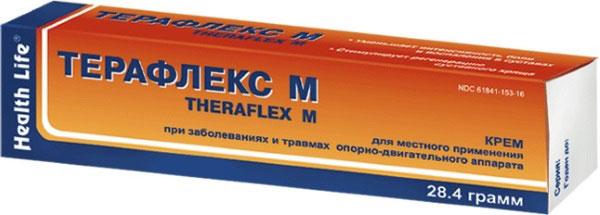 крем терафлекс М