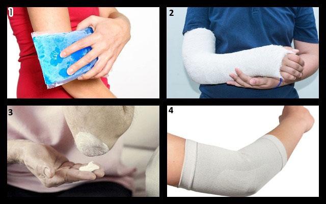 лечебные мероприятия при патологиях локтевого сустава