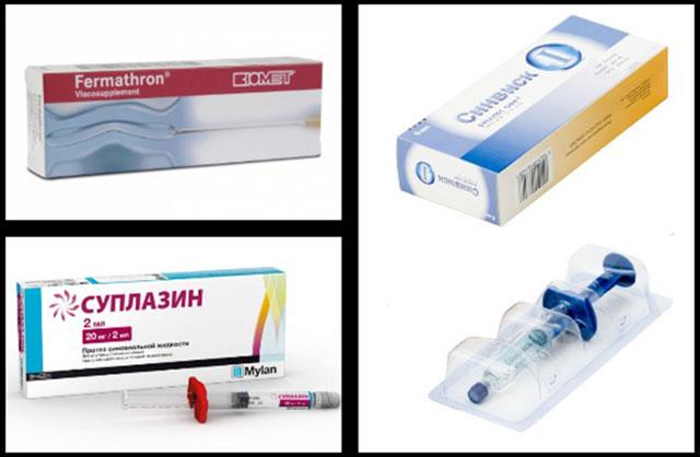 препараты на основе гиалуроновой кислоты