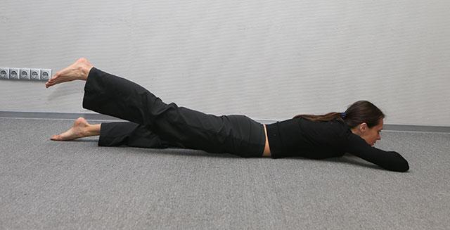 упражнение 1 для коленей