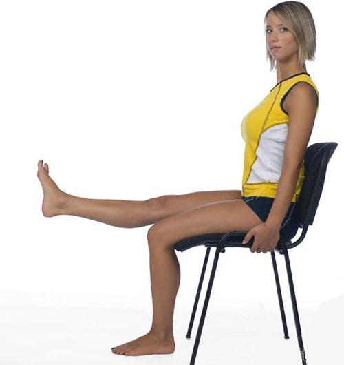 упражнение 4 для коленей