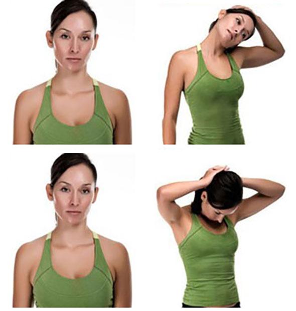 базовые упражнения при шейном остеохондрозе