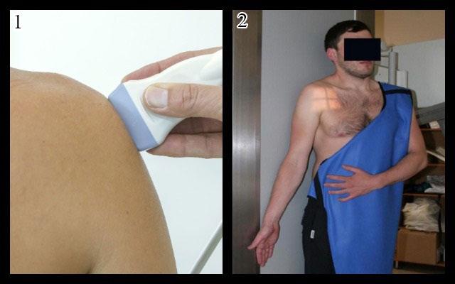 УЗИ и рентген плечевого сустава