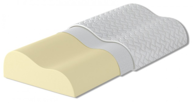 ортопедическая подушка из пенополиуретана