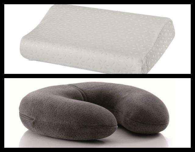 ортопедические подушки различных форм