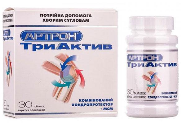 препарат Артрон ТриАктив