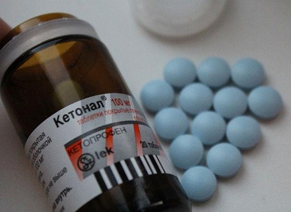 препарат Кетонал