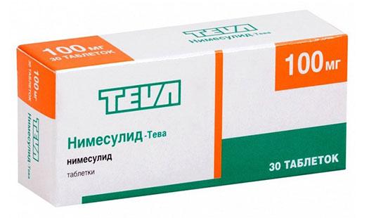 препарат Нимесулид