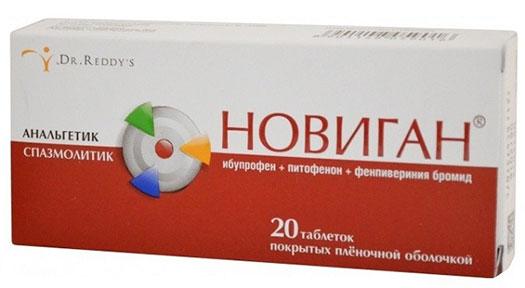 препарат Новиган