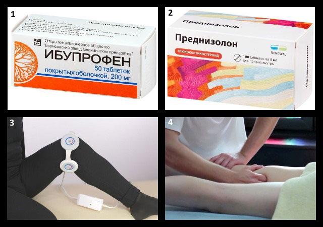 лечение патологий коленного сустава