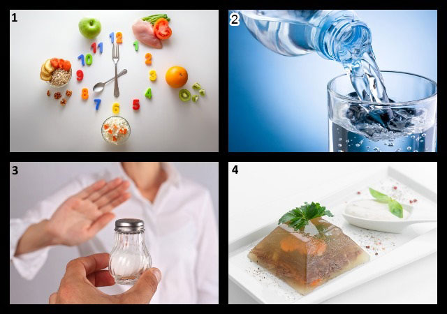 4 принципа питания при артрозе