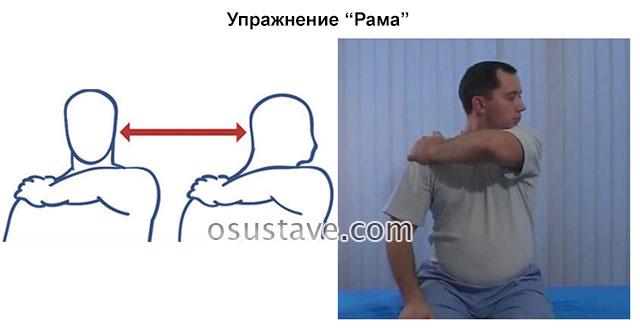 упражнение рама