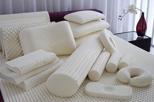 различные валики и подушки для сна