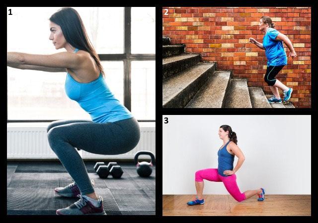 гимнастика для укрепления связок коленного сустава