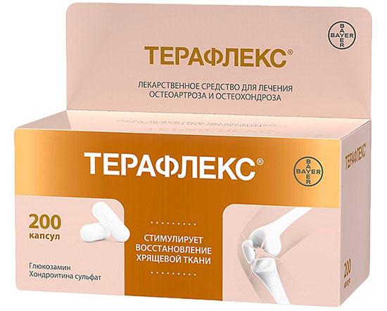 препарат Терафлекс