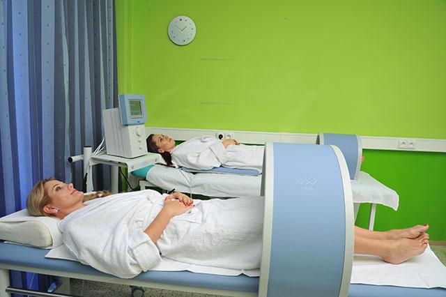 процедура магнитной терапии