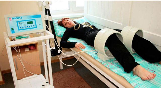 магнитная терапия коленного сустава
