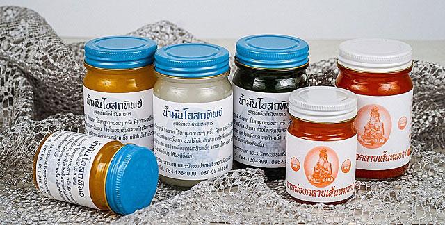 тайские бальзамы